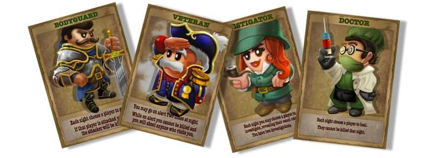 Town of Salem Cards