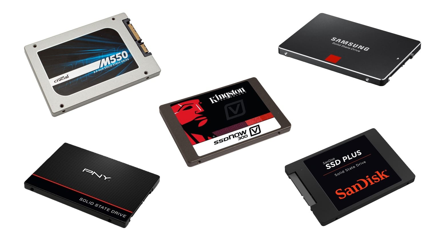 The Best SSDs for Gaming - Buyer's Guide 2017