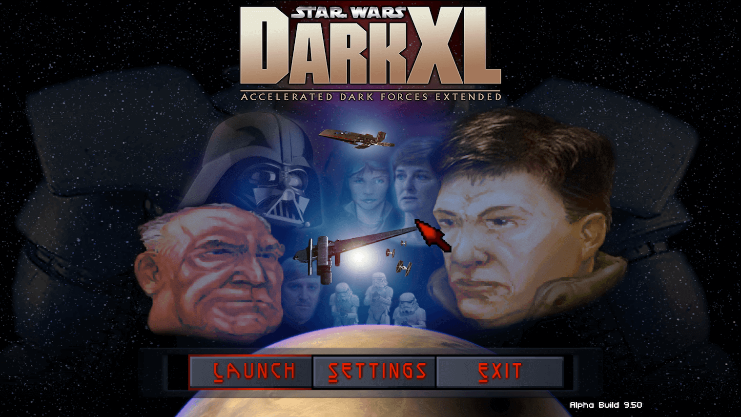 Play Star Wars: Dark Forces on Windows 7-10 using DarkXL