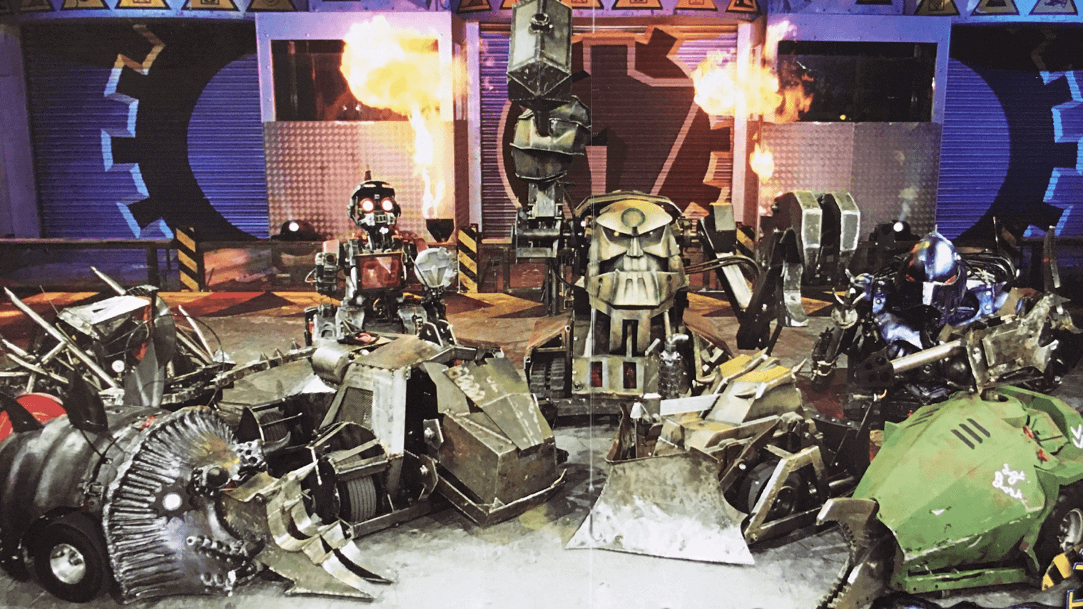 the robot wars house robots ranked from best to worst