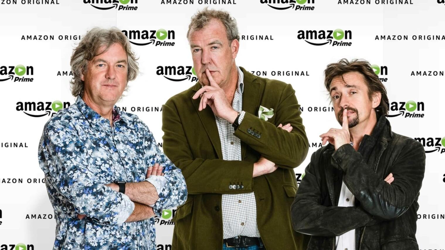 The Grand Tour is Clarkson, Hammond and May's new Amazon show