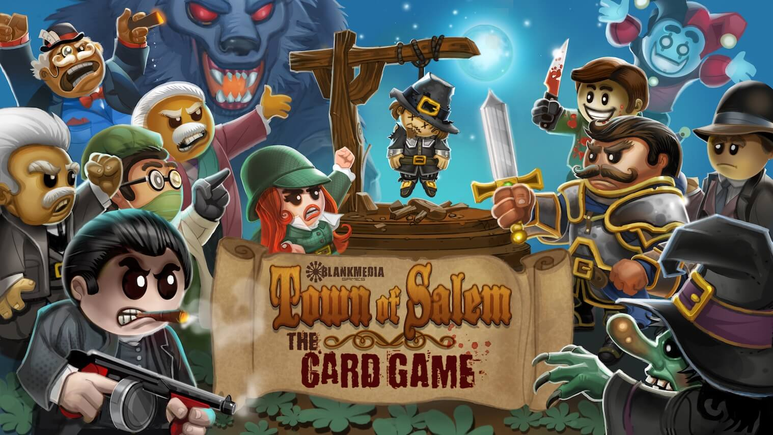 Town of Salem card game raises $100k in first 24hrs on Kickstarter