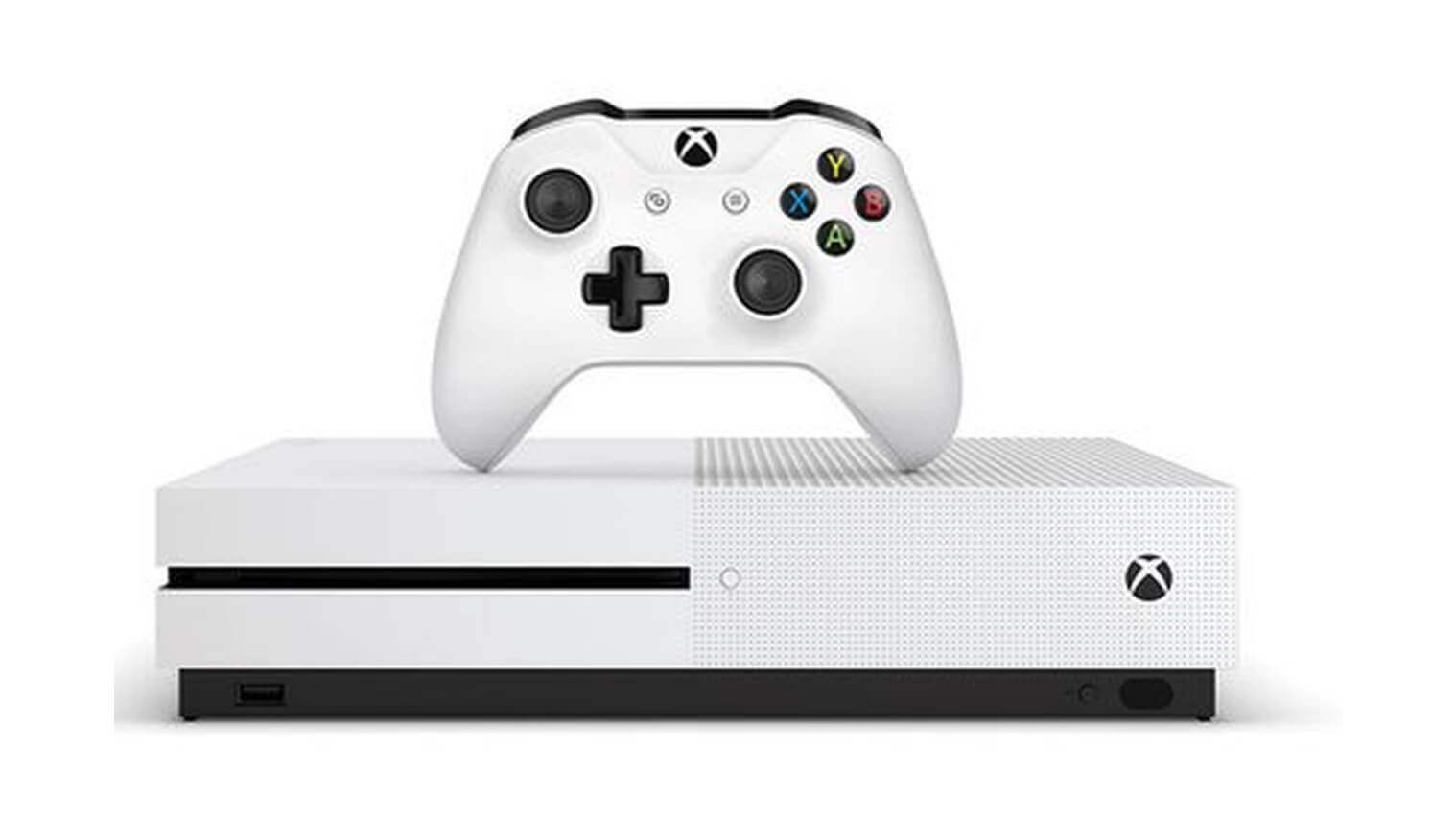 Xbox One S announced, 40% smaller than Xbox One
